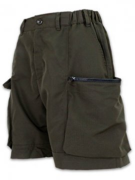 <strong>GOOPiMADE</strong>M.P-51 MOUNTAIN SHORTS<br>DARK OLIVE