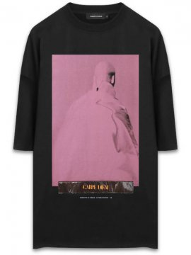 <strong>CONCEPTS D' ODEUR</strong>OVERSIZE T-SHIRT ARTWORK #004<br>BLACK