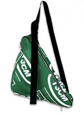 <strong>T3CM</strong>LOGO TRIANGLE BAG<br>GREEN