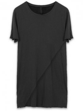 <strong>ARMY OF ME</strong>SPIRAL SEAM T-SHIRT 26<br>BLACK