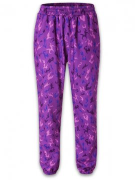 <strong>Durag Dev</strong>MANGA CAMO SWEAT PANTS<br>PURPLE