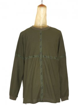 <strong>SIVA</strong>FLATSEAM LINE WIDE L-SLEEVE<br>OLIVE DRAB