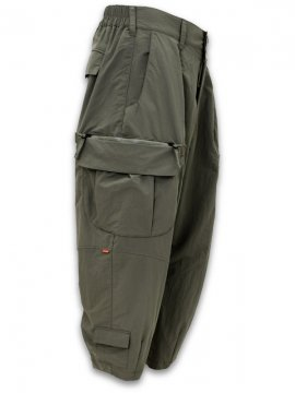 "<strong>GOOPiMADE</strong>""MT-03"" WIDE CARGO PANTS<br>SAGE GREEN"