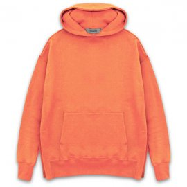 <strong>alchemist ink</strong>OVERSIZED SWEAT HOODIE<br>TANGERINE