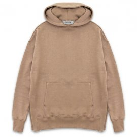 <strong>alchemist ink</strong>OVERSIZED SWEAT HOODIE<br>BEIGE