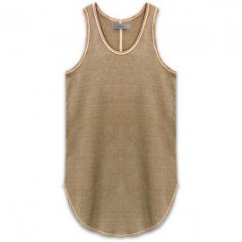 <strong>alchemist ink</strong>THERMAL TANK-TOP<br>WHEAT