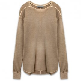 <strong>alchemist ink</strong>THERMAL LONG SLEEVE T-SHIRT<br>WHEAT