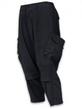 "<strong>GOOPiMADE</strong>""Torqued"" 3D MILITARY PANTS<br>DARK NAVY"