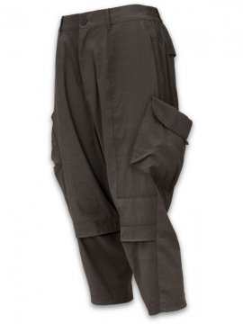 "<strong>GOOPiMADE</strong>""Torqued"" 3D MILITARY PANTS<br>ASPHALT"