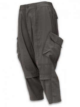 "<strong>GOOPiMADE</strong>""Torqued"" 3D MILITARY PANTS<br>TECH-GRAY"