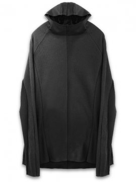 <strong>A.F ARTEFACT</strong>NINJA NECK THERMOLITE TOP<br>BLACK