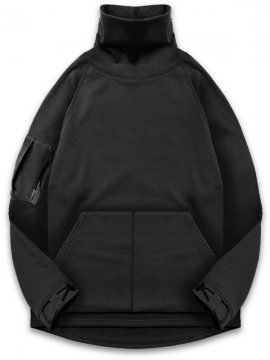 "<strong>GOOPiMADE</strong>PC-02 ""Mid-H"" Bandage Smock<br>BLACK"
