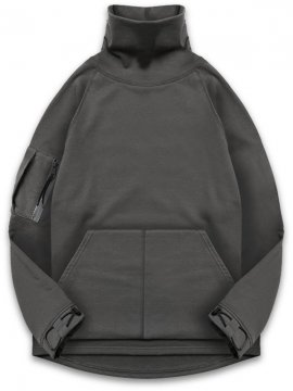 "<strong>GOOPiMADE</strong>PC-02 ""Mid-H"" Bandage Smock<br>CHARCOAL"