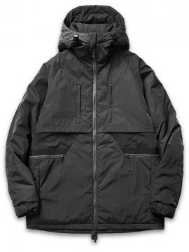 "<strong>GOOPiMADE</strong>3M Thinsulate ""FOGGY"" PARKA PUFFER JACKET<br>D-GRAY"