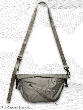 <strong>MELSIGN®</strong>Roll Capsule Sacoche<br>KHAKI