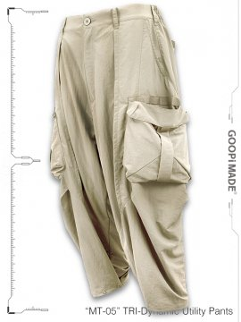 """<strong>GOOPiMADE</strong>""""MT-05"""" TRI-Dynamic Utility Pants<br>SAND"""