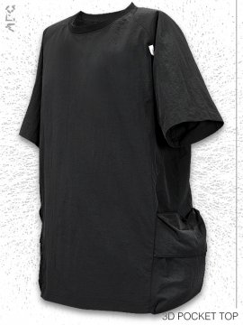 <strong>ARCHIVAL REINVENT</strong>3D POCKET TOP<br>BLACK