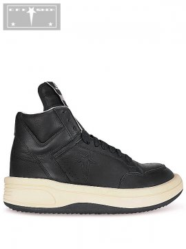 <strong>Rick Owens DRKSHDW x CONVERSE</strong>TURBOWPN - Mid<br>BLACK/CLOUD CREAM【Limited Price】