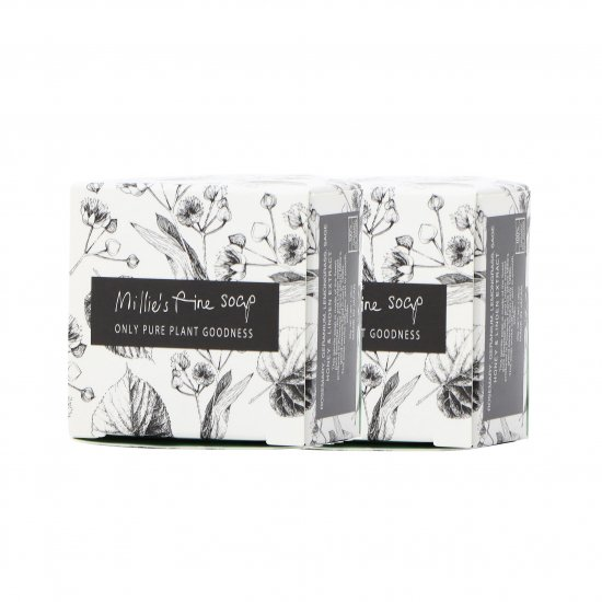Millie's Fine Soap (2個セット)