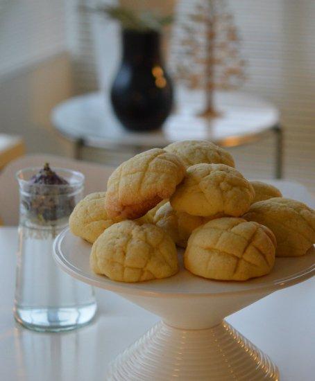 パンと紅茶 ワンデーA メロンパン