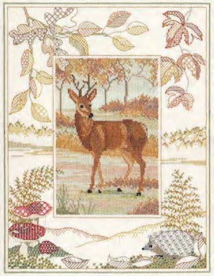 Rose Swalwell Deer 鹿