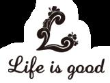 沖縄県那覇市にあるシルバーアクセサリーショップ Life is good -沖縄サンゴのシルバーネックレス・シルバーブレスレット・オリジナルTシャツ-