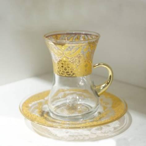 チャイグラス<br>Yellow