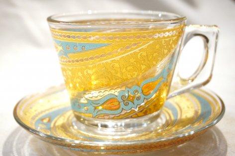 カップ&ソーサー パシャバチェ (PASABAHCE)