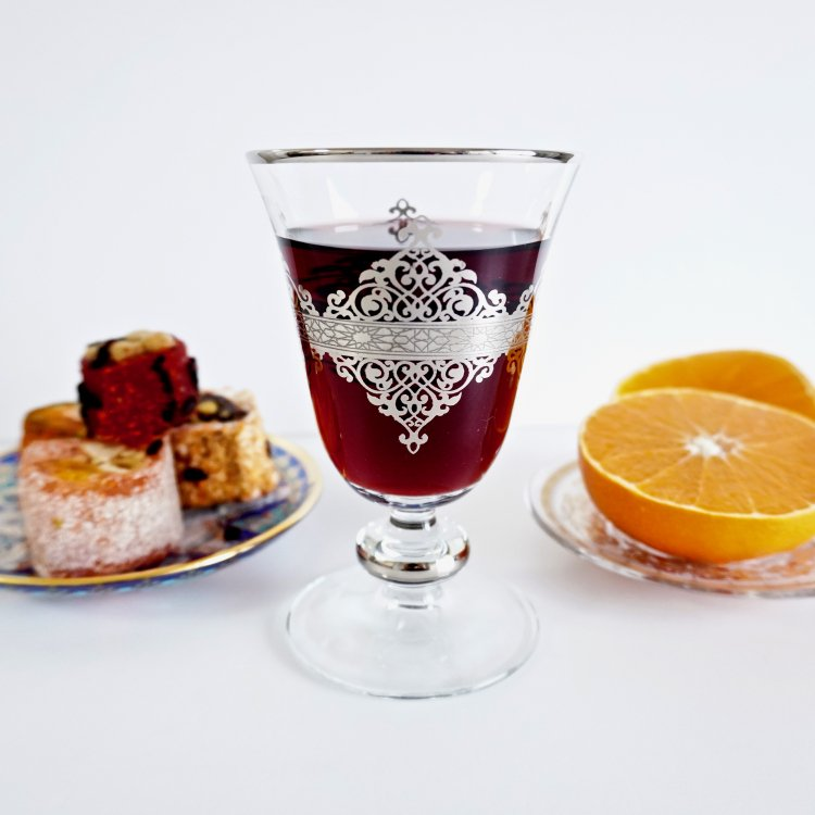 Wine Glass(S)Silver