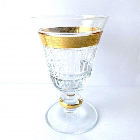 ワイングラス(M)<br>Gold