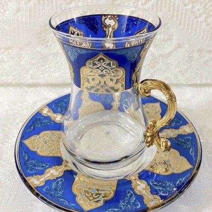 チャイグラス<br>Suidou Royal Blue