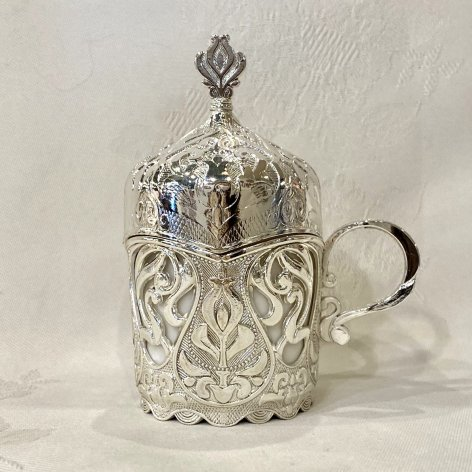 デミタスカップ<br>Silver