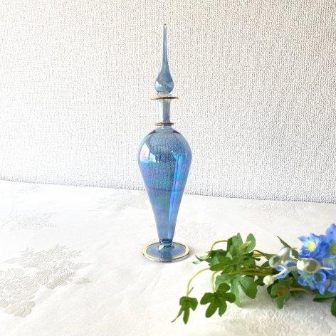 香水瓶(L)Blue