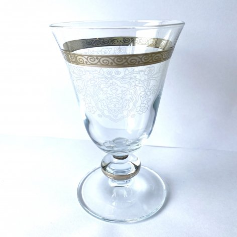 <img class='new_mark_img1' src='https://img.shop-pro.jp/img/new/icons1.gif' style='border:none;display:inline;margin:0px;padding:0px;width:auto;' />Wine Glass(S)Silver Lace