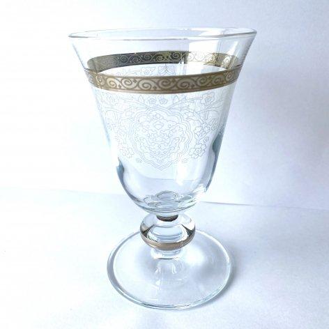 ワイングラス(M)<br>Silver Lace