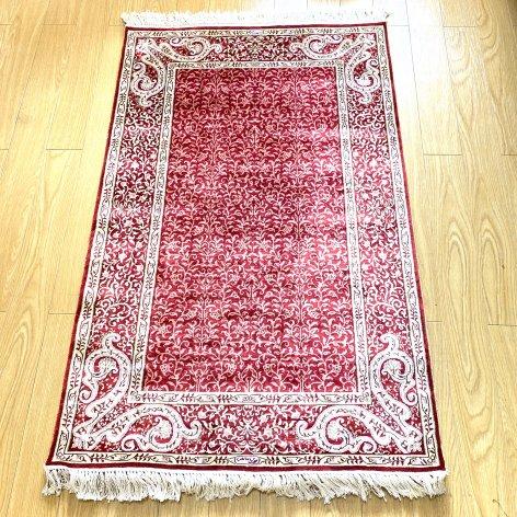 トルコカイセリ産シルク絨毯