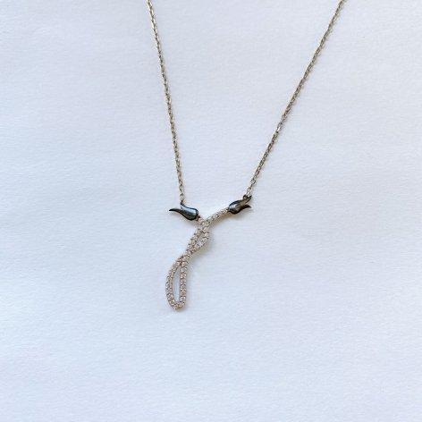 ネックレス<br>Tulip・Silver