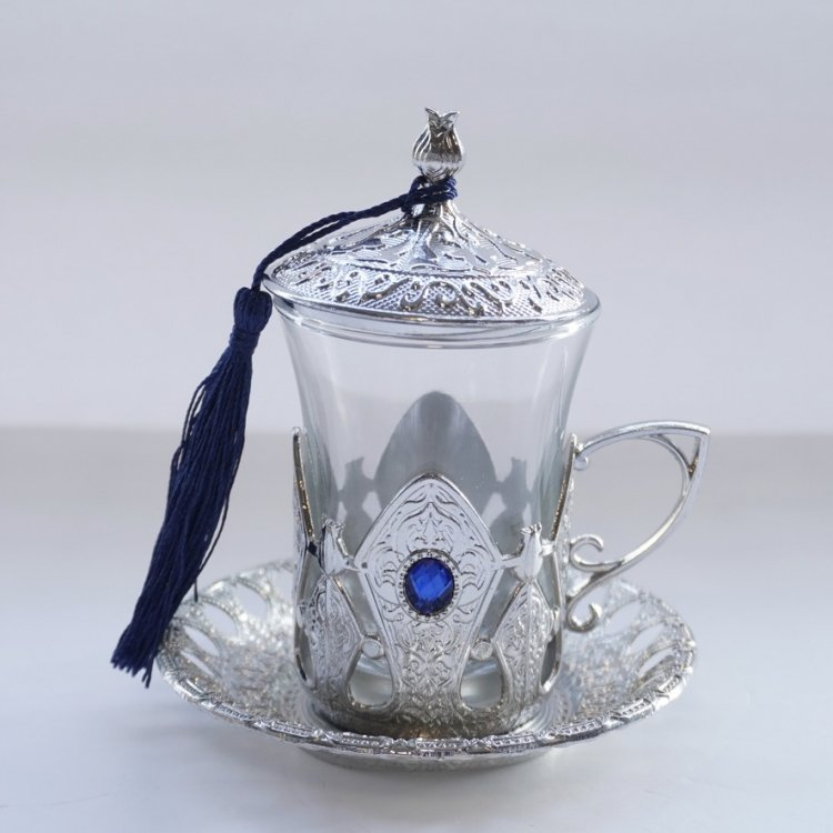 チャイグラス<br>Silver RB