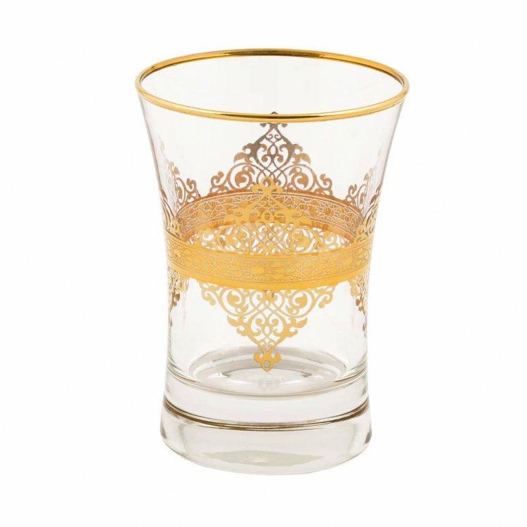 グラス(ABKA KRISTAL)<br>Gold lace