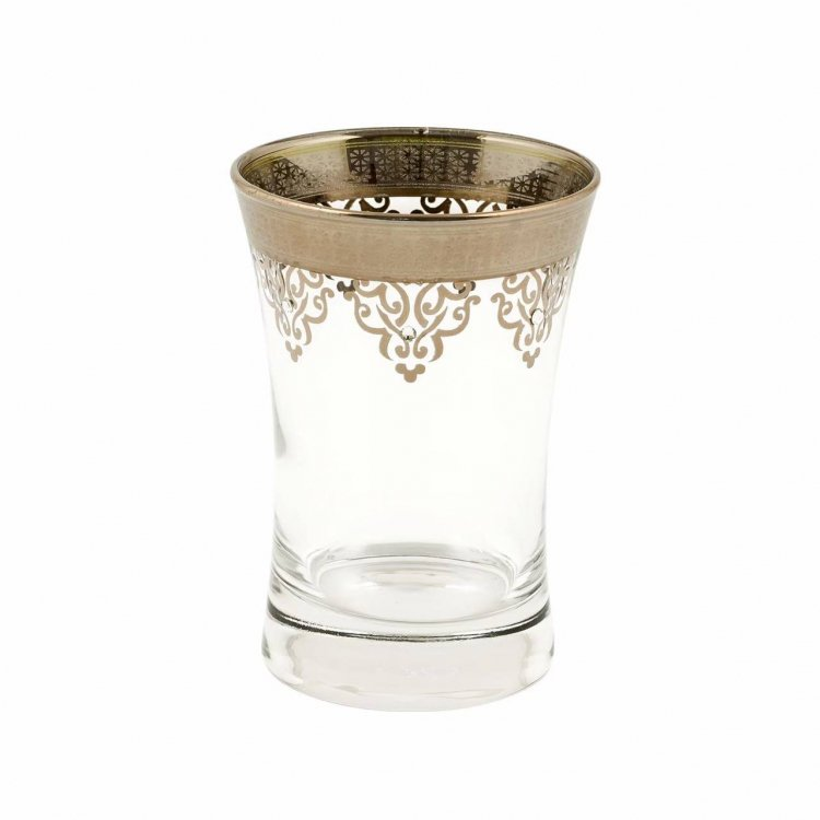 グラス(ABKA KRISTAL)<br>Silver stone