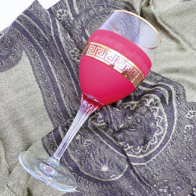 ワイングラス<br>Red