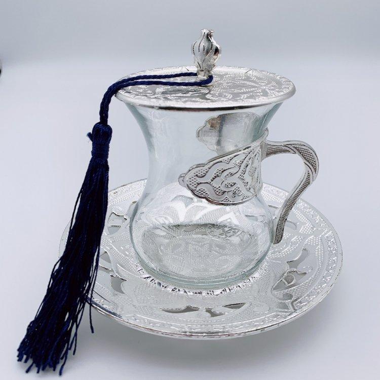 チャイグラス<br>Silver