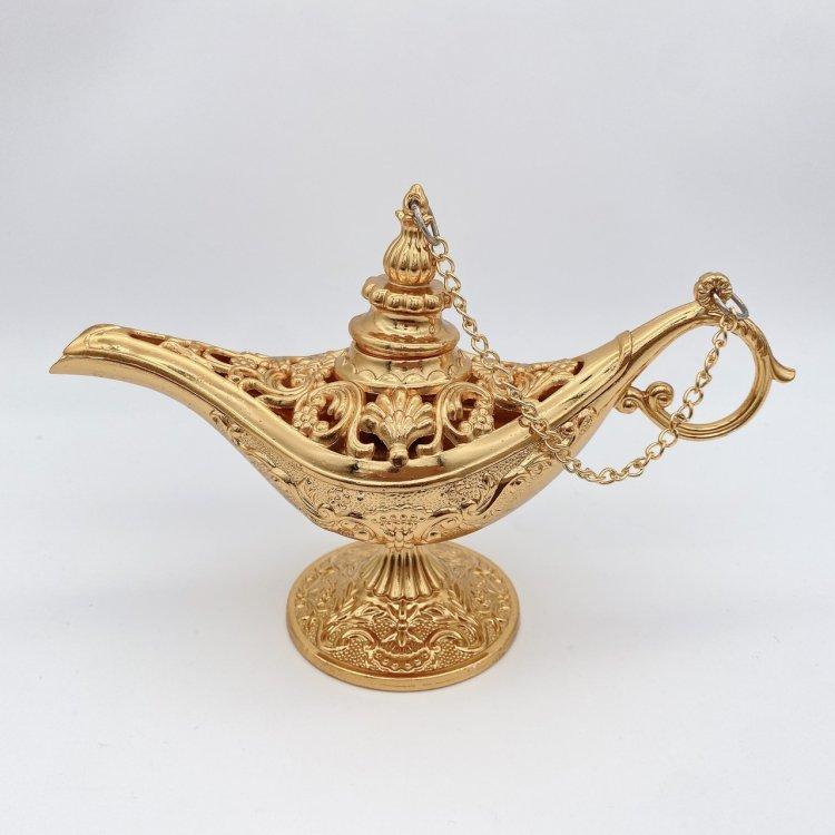 Magic Lamp (S)<br>Gold