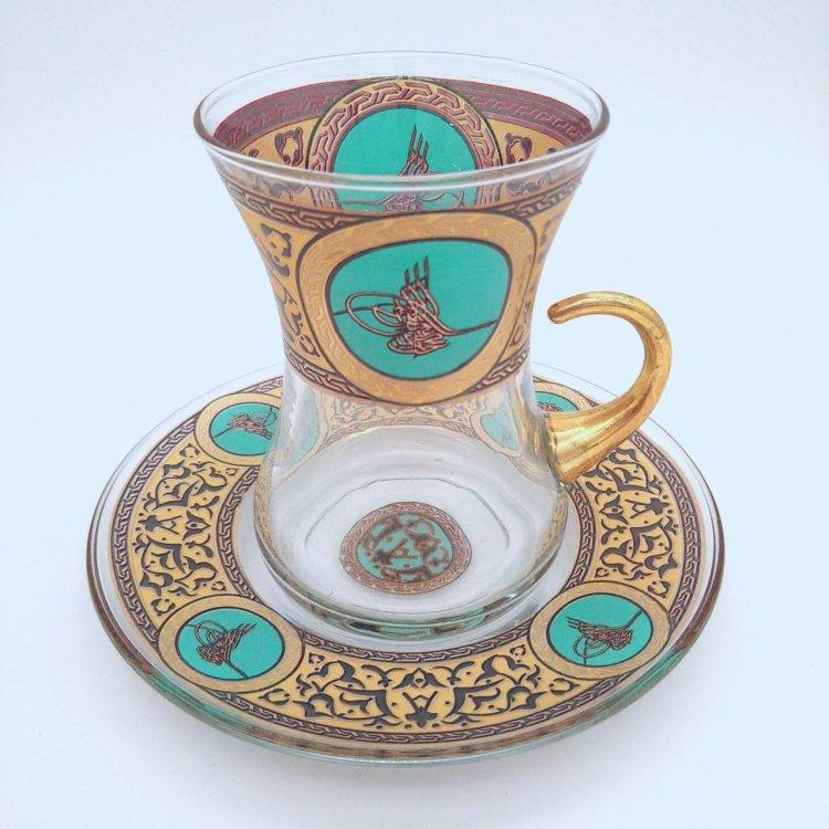 チャイグラス<br>Ottoman Seal