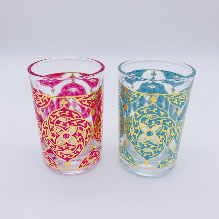 Turkish coffee<br>Water Glass
