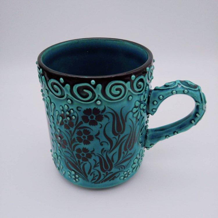 マグカップ<br>Turquoise Blue