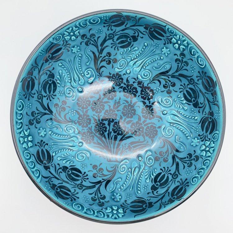 ボウル(LL)<br>Turquoise Blue