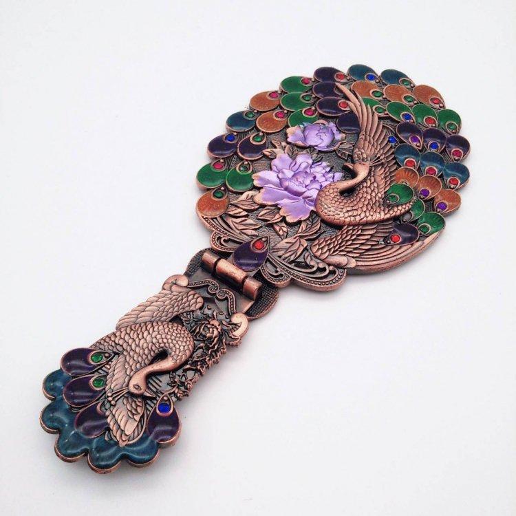 ミラー<br>Peacock Bronze Mixcolor