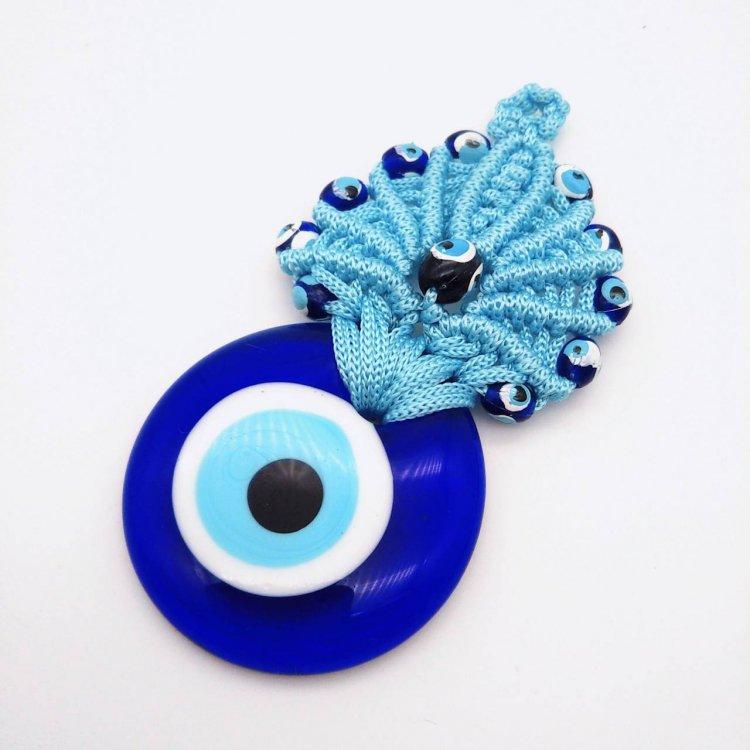 ナザール・ボンジュウ<br>Decoration Light Blue