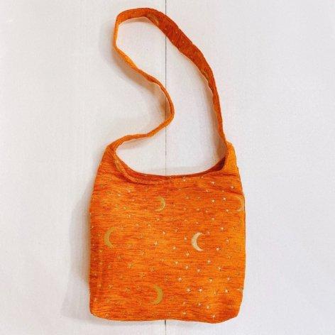 ショッピングバッグ<br>Moon Orange